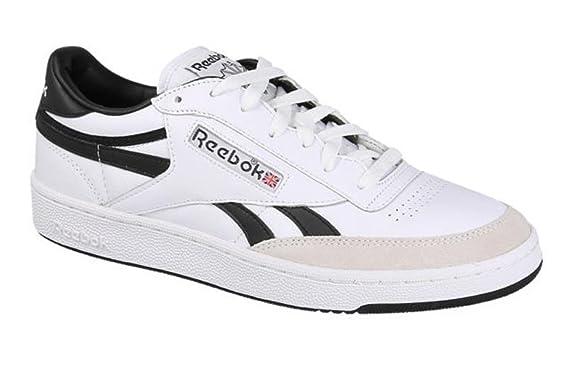 4ba01207a0b Reebok Unisex Revenge Plus TRC BS6517 White Black Excellent Red ...