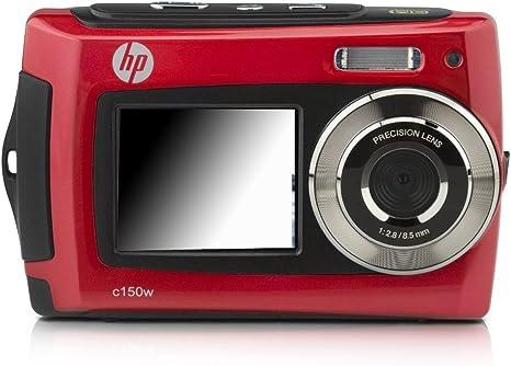HP C-150w - Cámara de fotos digital (16 Mpx, sumergible 3 m ...