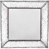 Amazon.com: a&b home bandeja de espejo de pared, 20.5