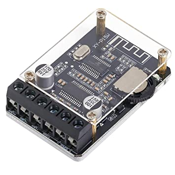 PEMENOL - Amplificador de Potencia con Bluetooth (10 W, 15 W, 20 W ...