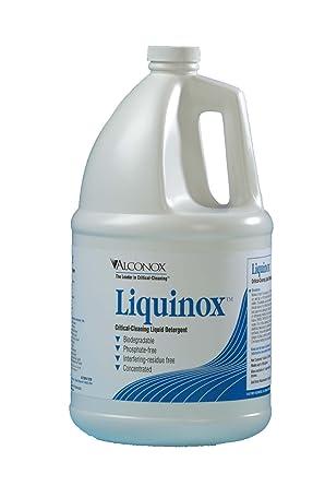 Amazon.com: Alconox Liquinox Detergente líquido de ...