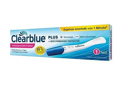 Clearblue Plus Test de Embarazo, 1Ud