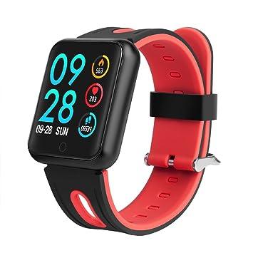 elecfan Inteligente Smartwatch Monitore de activida Pulsómetro ...
