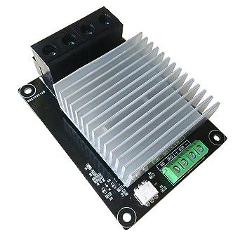 Redrex 3D Compatible Impresora Controlador MOSFET Módulo 30A ...