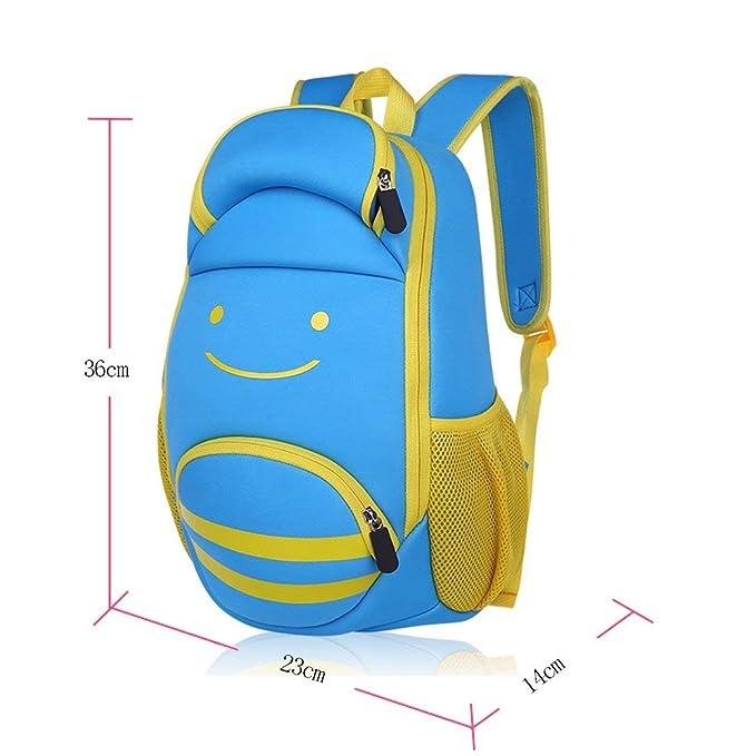 1117c11ef409 Amazon.com: Yunqir Children's Backpacks Waterproof Backpack for Kids ...