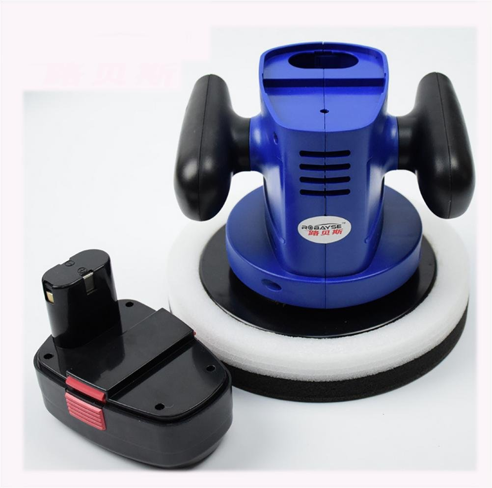 ROBAYSE 12V Cordless Rechargeable Car Polisher by ROBAYSE (Image #1)