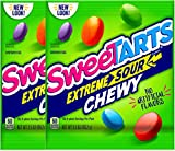 NEW Sweetarts Candy Extreme Sour Tangy, Chewy Sours Candy - 3.5 oz (2)