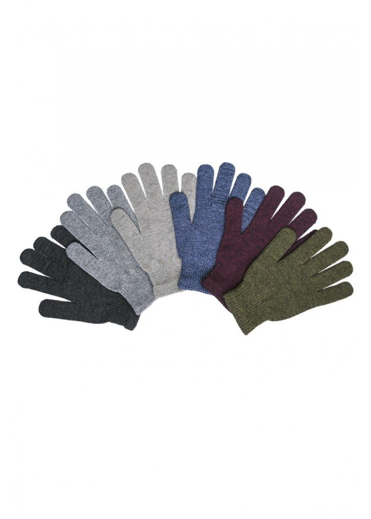 2ND DATE Men's Winter Magic Gloves - MARLED-Pack of 12 by 2ND DATE (Image #1)