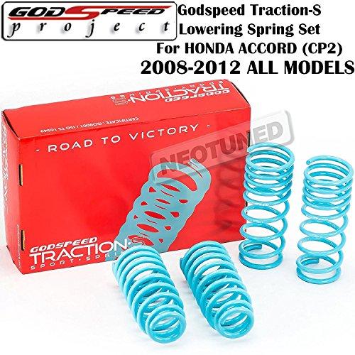 08 honda accord lowering springs - 3