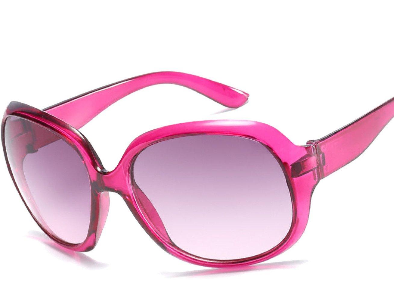 RinV Moda Femenina Gafas De Sol De Caja Grande Tendencia Individualidad Protector Solar Gafas De Playa Viaje Vacaciones Espejo De Manejo,H: Amazon.es: Hogar