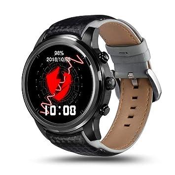 ZXCVBW Smart Watch Smartwatch Android 5.1 Relojes Teléfono ...