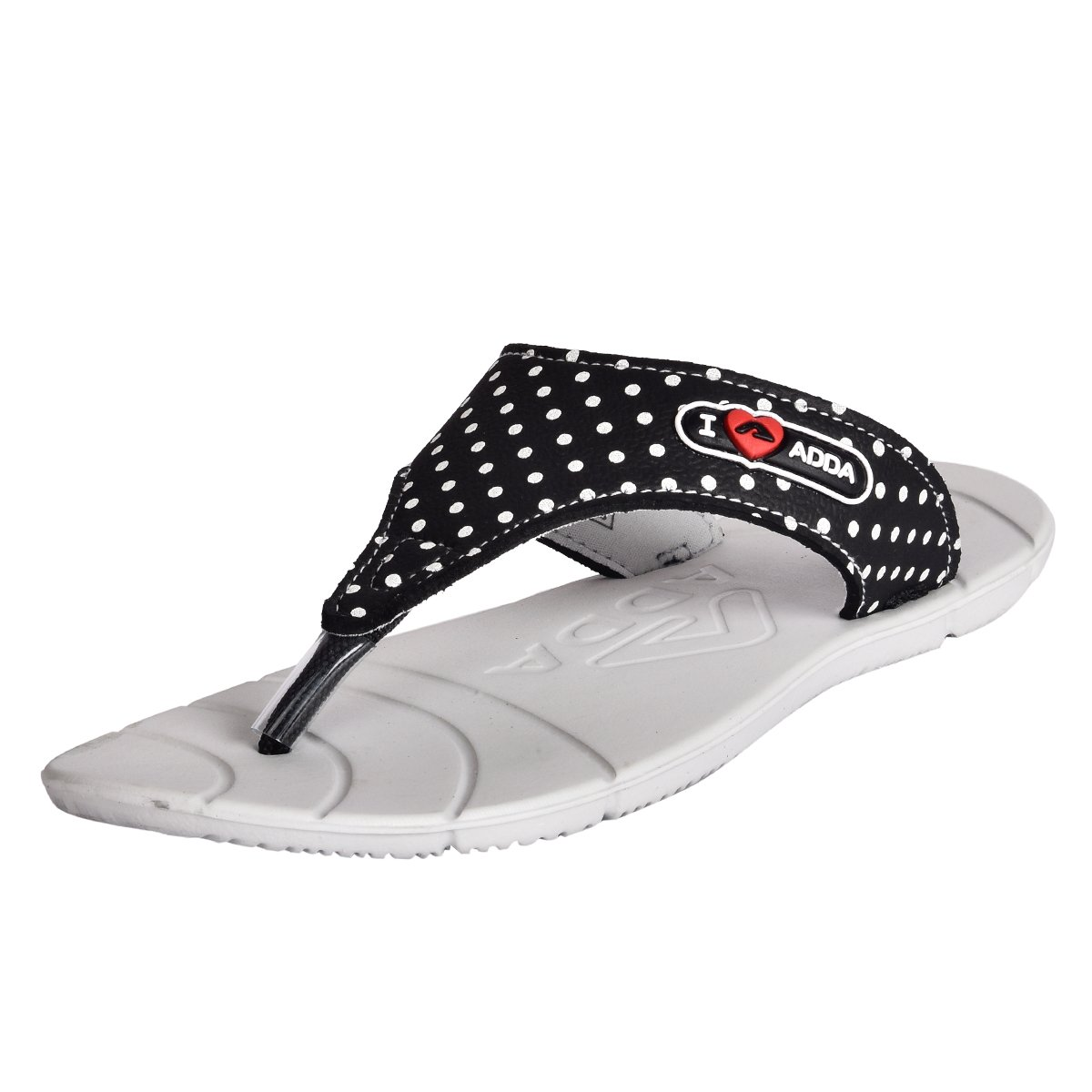 Black EVA Slippers (Awsome) 6UK