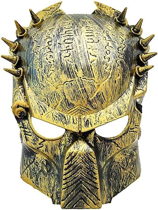 KOBWA Alien Predator Máscara de Halloween Horror Scary Masks ...