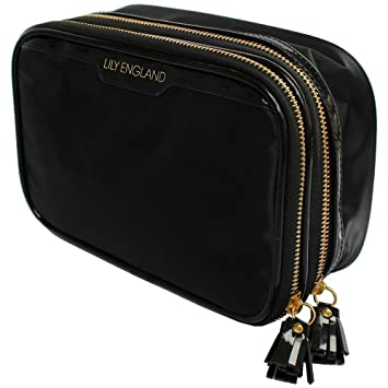 437180f531 Image Unavailable. Image not available for. Color  Lily England Makeup Bag  Organizer