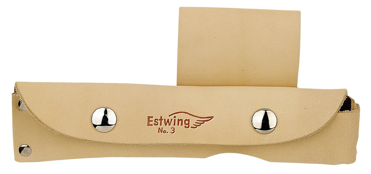 Estwing #3 Leather Pick Sheaths for Pointed Tip Picks