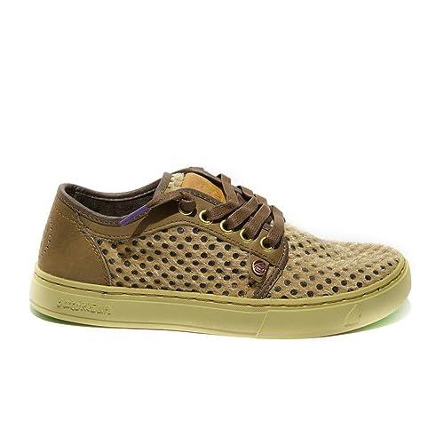 Satorisan - Zapatillas de Piel para mujer marrón marrón 36 41 marrón Size: 37: Amazon.es: Zapatos y complementos