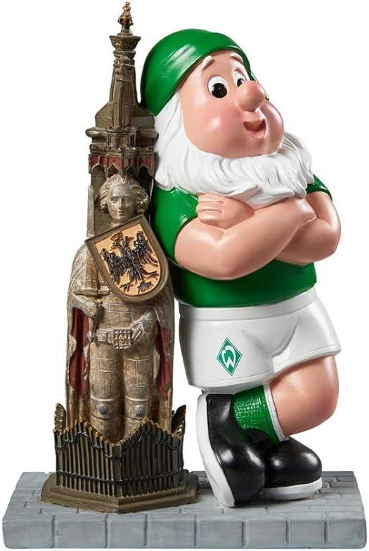 Werder Bremen Zwerg Gartenzwerg ** Kohltour **