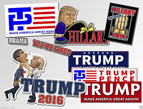 trump-anti-obama-hillary-variety-pack-bumper-stickers-decals-assortment-7-pack