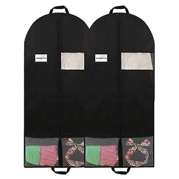 Amazon.com: MASKEYON Bolsas de tela Oxford de poliéster con ...