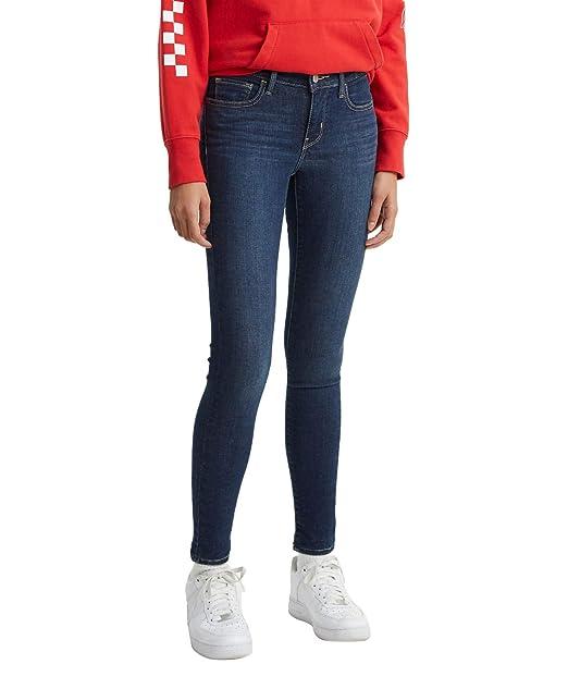 Indigo Abbigliamento 710 it Novelty Jeans Amazon Donna Levis SF6qttpwCA