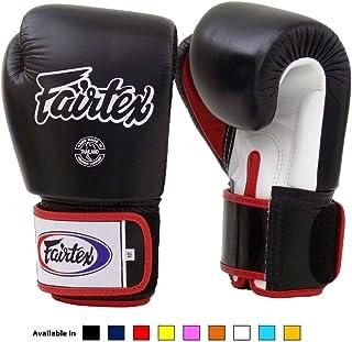 Fairtex Boxing Kickboxing Muay Thai Style Training guantoni da Sacco da Boxe Guanti