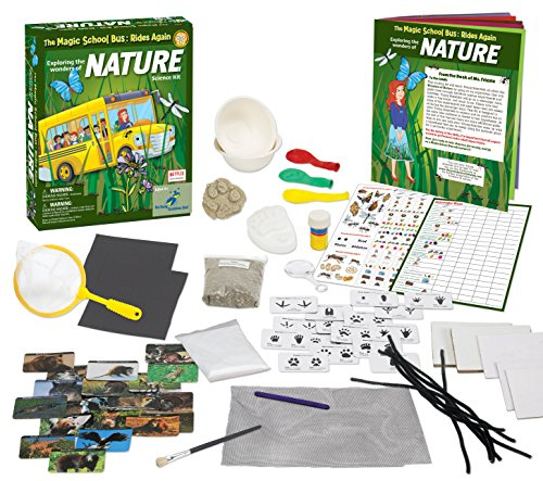 The Magic School Bus: Explore the Wonders of Nature