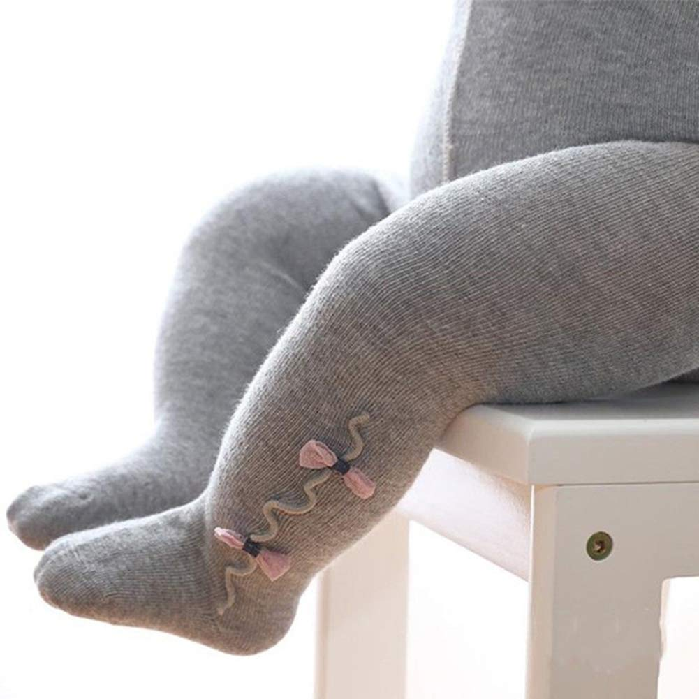 Baby Tights Toddler Infants Girls Cotton Leggings Pants Warm Pantyhose Stockings Socks