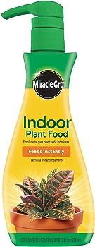 Miracle-Gro 8-oz. Liquid Indoor Plant Food
