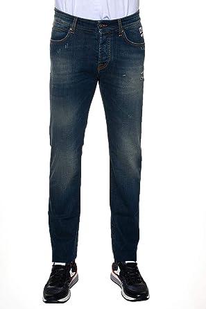 Pantalone 5 Tasche Roy Rogers Uomo 529 Superior D Sabbiato