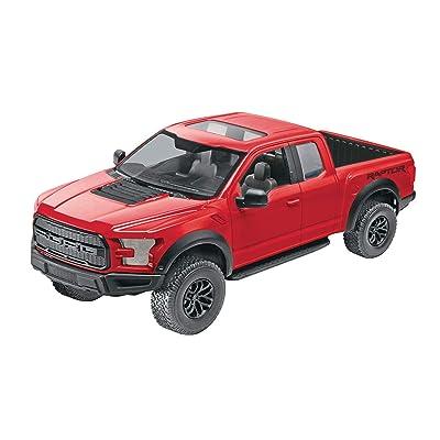 Revell SnapTite 2020 Ford F-150 Raptor Pick Up Truck Model Kit: Toys & Games