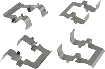 ACDelco 18K1894X Professional Front Disc Brake Caliper Hardware Kit with Clips
