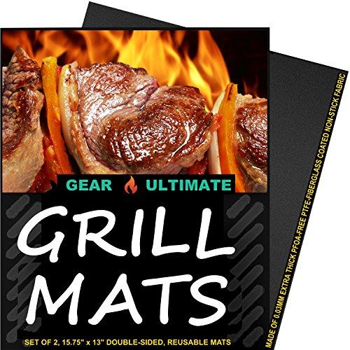BBQ Grill Mats: