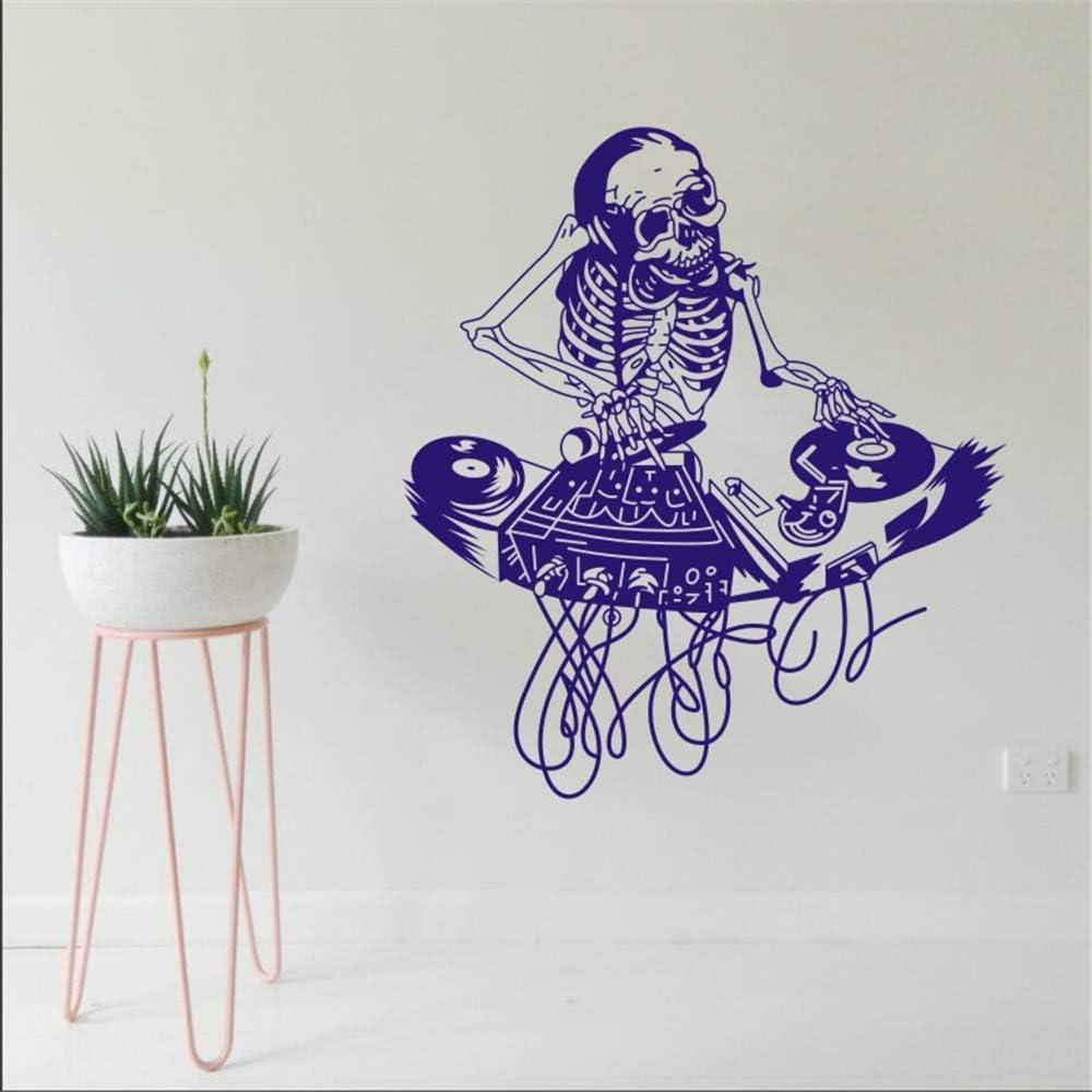 Tatuajes de pared de Vinilo Pegatina DJ Electronic Rave House ...