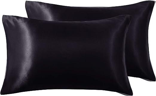 Amazon Com Love S Cabin Silk Satin Pillowcase For Hair And Skin