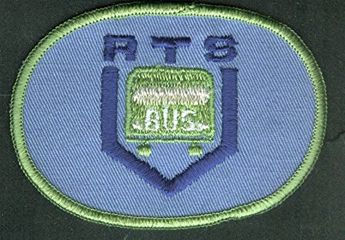 RTS Regional Transit System Rochester NY unused bus uniform embroidered (Rts Bus)