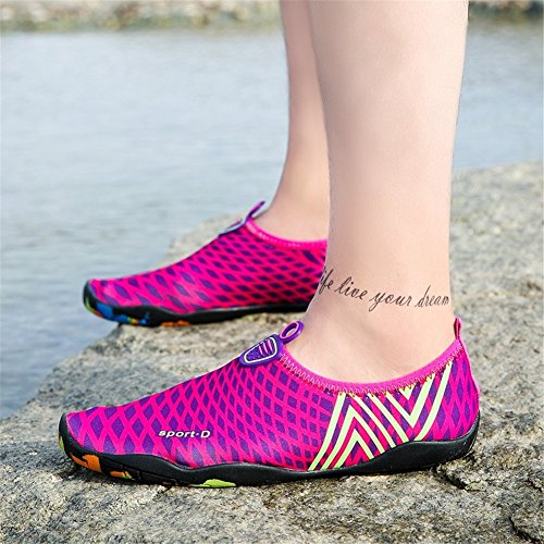 Beach Shoes Lovers Shoes Breathable Soft and Yoga Fitness B Comfortable Swimming Shoes Jiang Water Barefoot Shoes Shoes Shoes Swim t5qIwxSv1