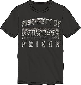 HARRY POTTER Hogwarts Property Crest Design T-Shirt