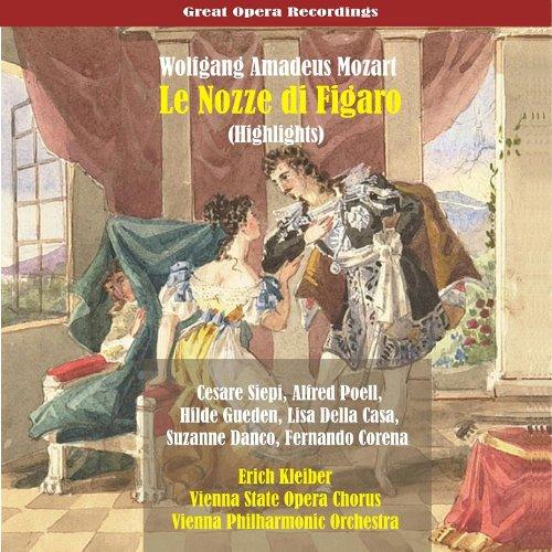 Mozart: Le Nozze di Figaro [1955] (Highlights)