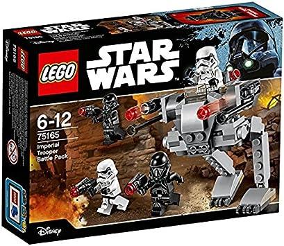 LEGO STAR WARS - Pack de Combate con Soldados imperiales (75165 ...