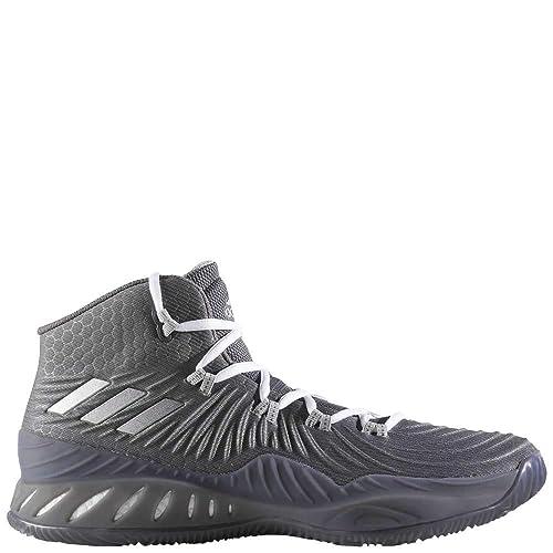 adidas Crazy Explosive 2017 - Zapatillas de Baloncesto para Hombre: Amazon.es: Zapatos y complementos