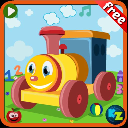 Kids Learning Fun Train