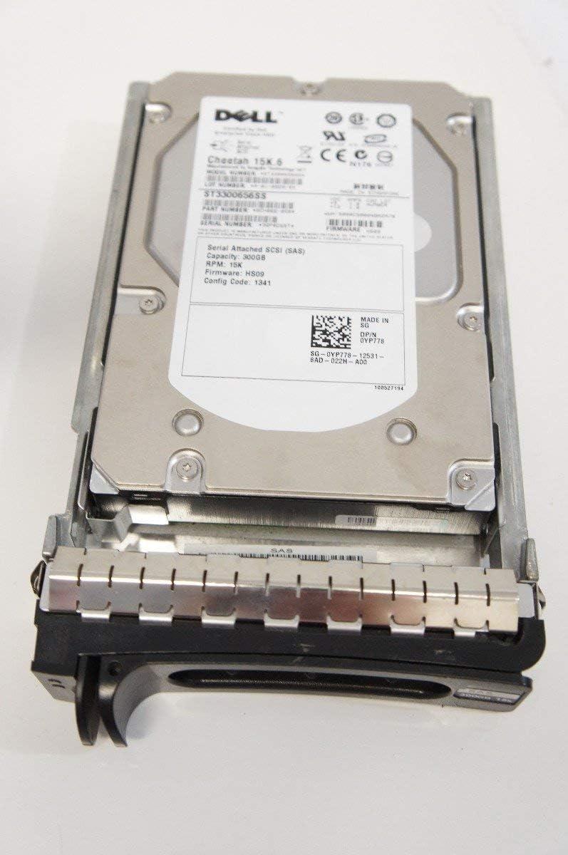 Dell YP778 300gb 15k Hs SAS 3.5 HDD - 341-4461