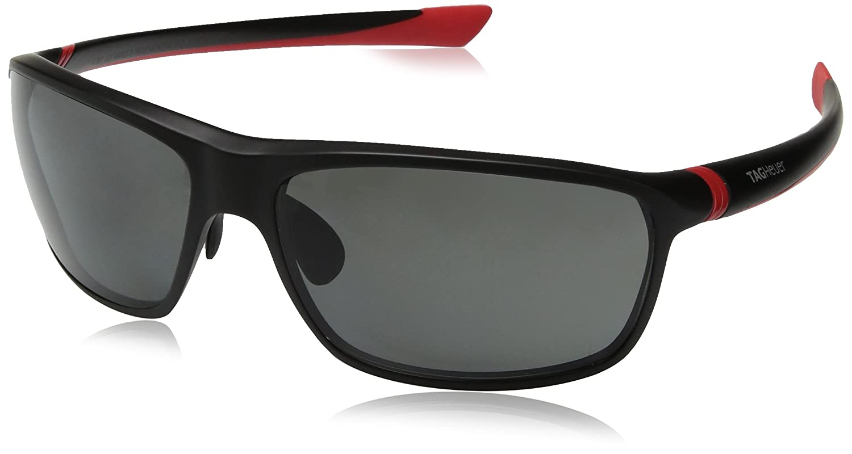 Amazon.com: tag heuer 6023 27 grados anteojos de sol color ...