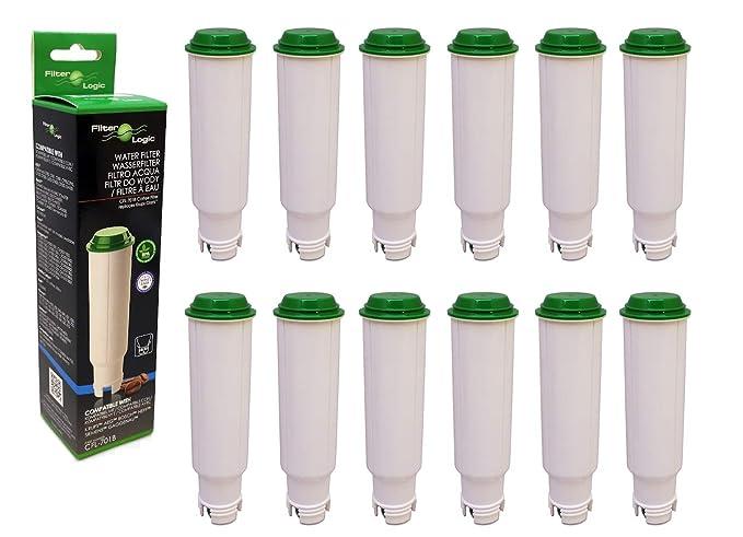 12 x FilterLogic CFL-701B - Filtro de agua reemplaza el cartucho ...