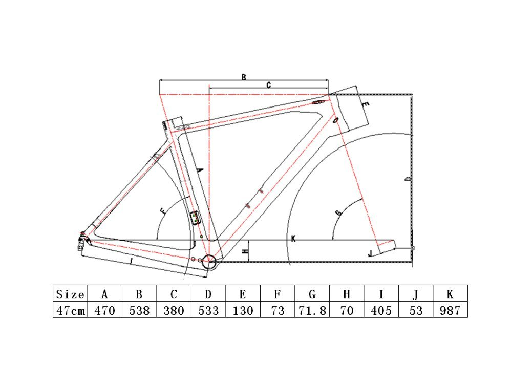 311 # Toray Carbon, Full Carbon 3 K Matt Rennrad BSA Rahmen Gabel BB ...