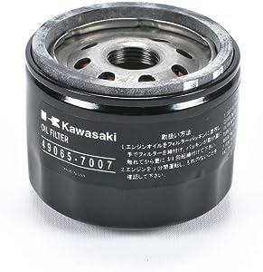 Kawasaki 49065-7007 Lawn & Garden Equipment Engine Oil Filter Genuine Original Equipment Manufacturer (OEM) Part