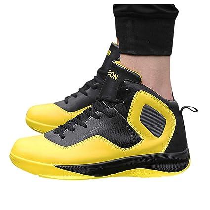 Memefood Hombre Zapatillas de Baloncesto Calzado Deportivo ...
