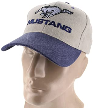 DanteGTS Ford Mustang Blue Baseball Cap Trucker Hat Snapback 5.0 Liter GT  Cobra Shelby 3421b18f973e