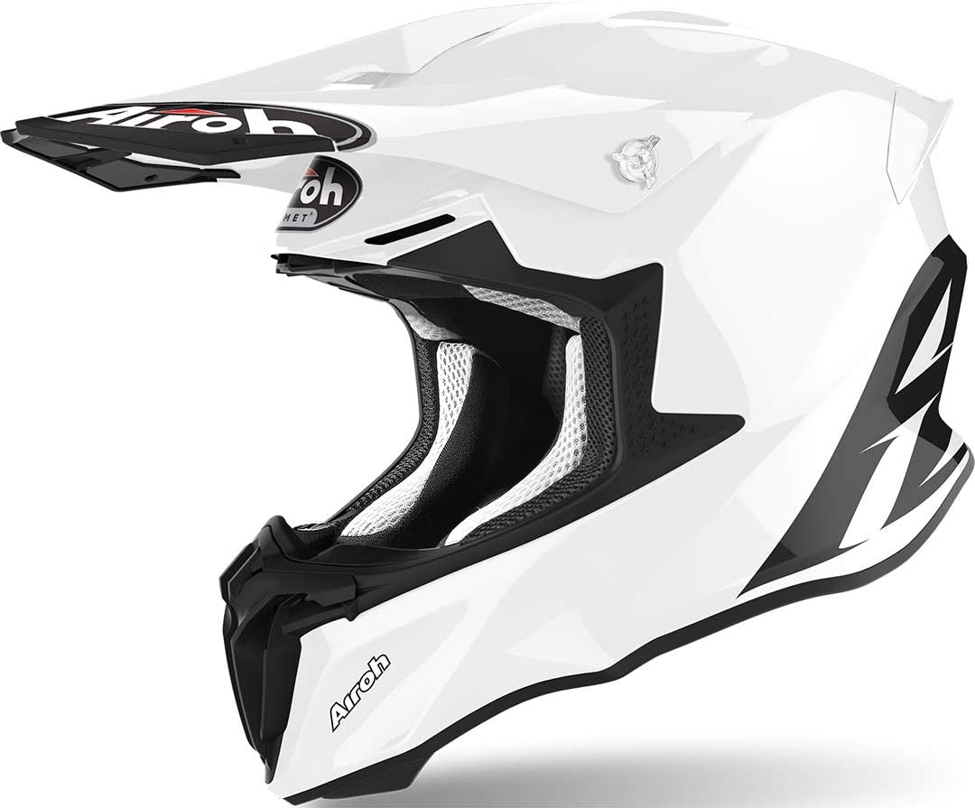 Airoh HELMET TWIST 2.0 COLOR WHITE GLOSS XS