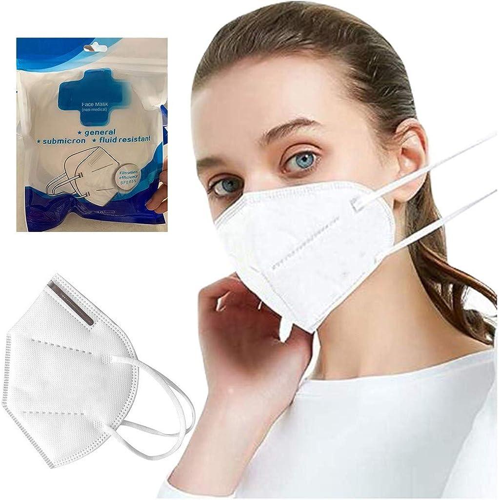 kaipao-20 pezzi protezione respirazione contro polvere gas di scarico inquinamento atmosferico polline